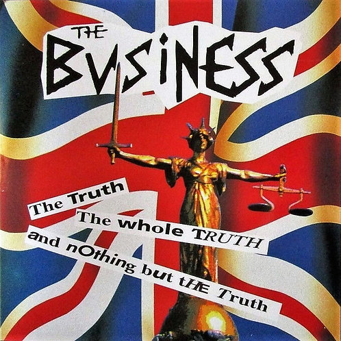 THE BUSINESS The Truth The Whole Truth and Nothing but the Truth LP
