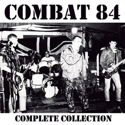 COMBAT 84 Complete Collection DOUBLE LP