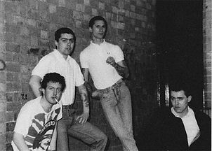 British Oi! how it should be, The Glory released a great album on Link Records and then reissued on Evil Records