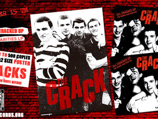 "THE CRACK ""ALL CRACKED UP"" PRE-ORDERS"