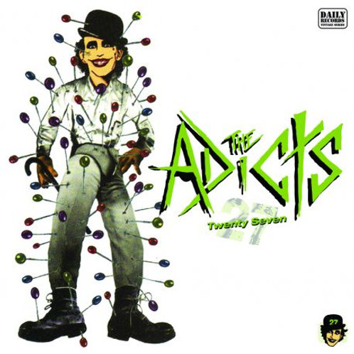 THE ADICTS 27 LP (Limited edition)