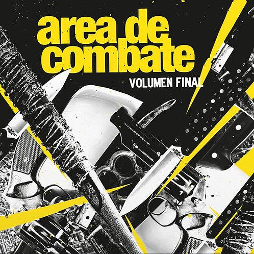 AREA DE COMBATE Volumen final LP