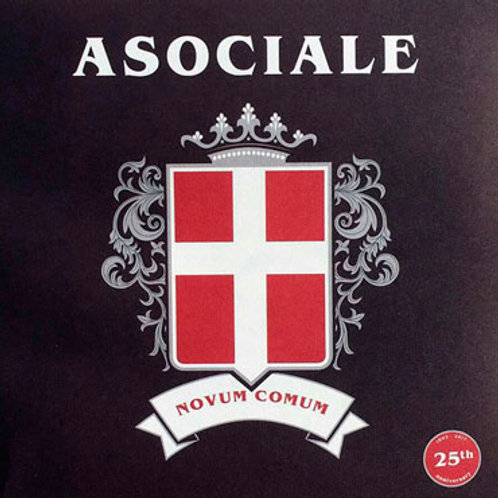ASOCIALE Novum Comum EP (25th anniversary edition)