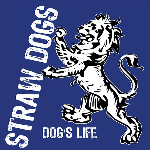 STRAW DOGS Dog's life EP (White Lion cover)