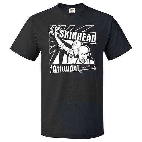 SKINHEAD Attitude T-shirt