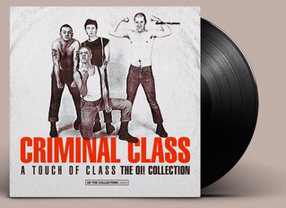WORKING ON CRIMINAL CLASS RECORD