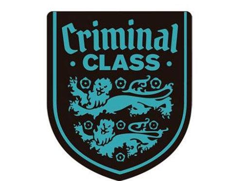 CRIMINAL CLASS England Patch