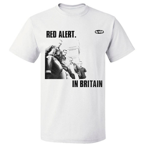 RED ALERT In Britain T-shirt