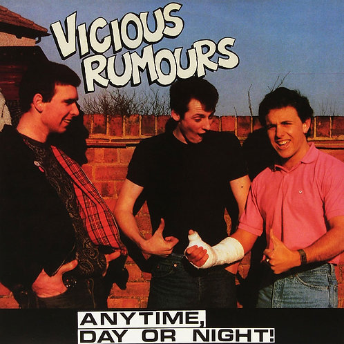 VICIOUS RUMOURS Anytime day or night LP