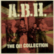 A.B.H The Oi! Collection LP Limited edition to 350 copies