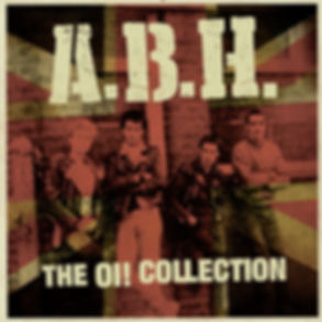 British Oi! Punk band ABH The Oi! Collection out on Evil Records
