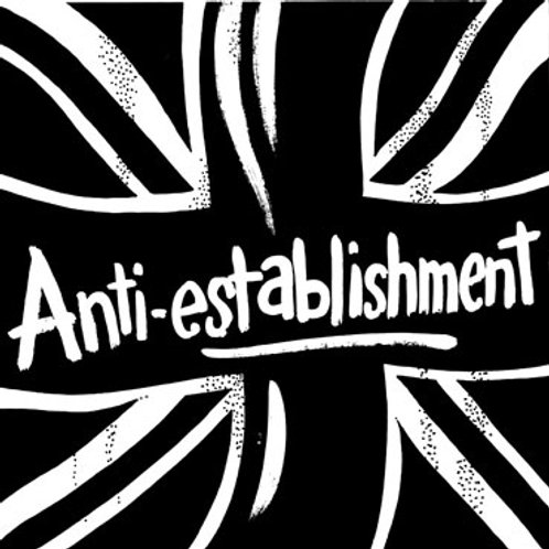 ANTI ESTABLISHMENT Life is a Rip Off Complete collection LP