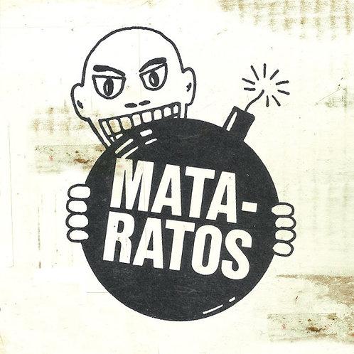 MATA-RATOS Demo 1988 LP + CD (Portuguese Oi! / Punk)