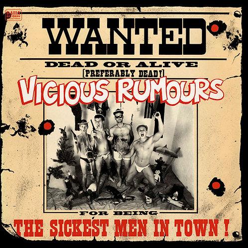 VICIOUS RUMOURS The Sickest Men in Town LP