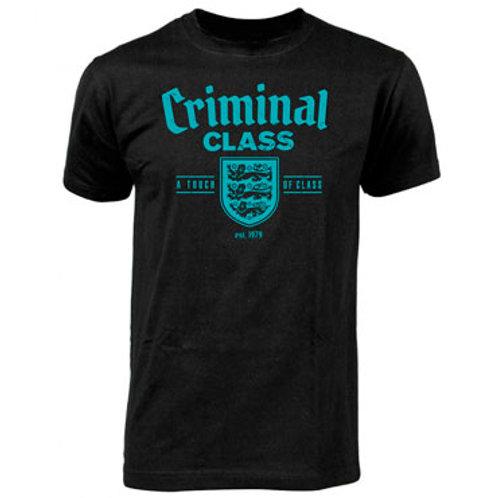 CRIMINAL CLASS England T-shirt
