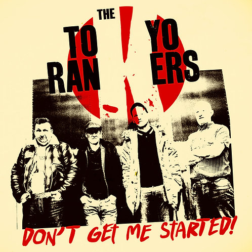 TOKYO RANKERS Don't Get me started LP