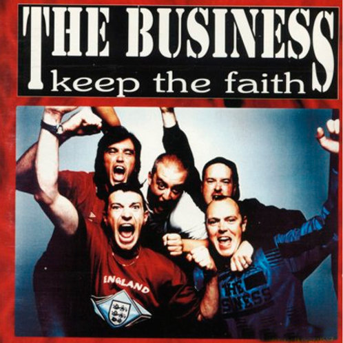 THE BUSINESS Keep the faith LP