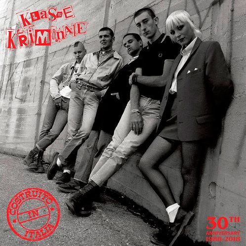 KLASSE KRIMINALE Costruito en Italia EP (30th anniversary edition)