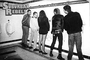 Suburban Rebels are the follow up to bands like Decibelios, Skatala, Frontpilsen and Cicatriz