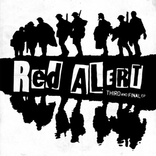 RED ALERT Third and Final EP