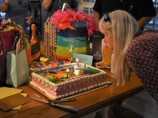 Kim's birthday