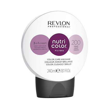 Traitement | Nutri color 200 - Violet | Revlon