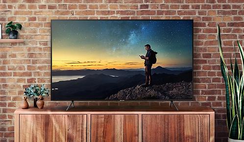 "Téléviseur intelligent 4K - Samsung - 40"""