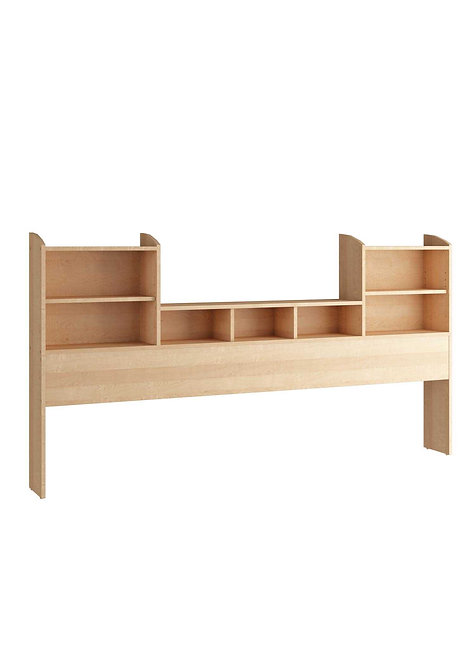 RUSH | Tête de lit bibliothèque - Fait au QC