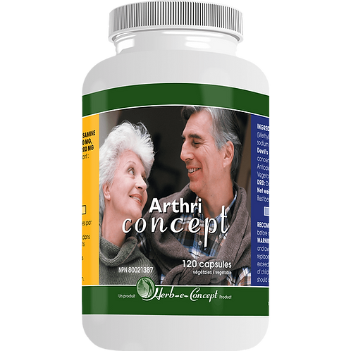 Arthri Concept | Herb-e-Concept | 120 capsules