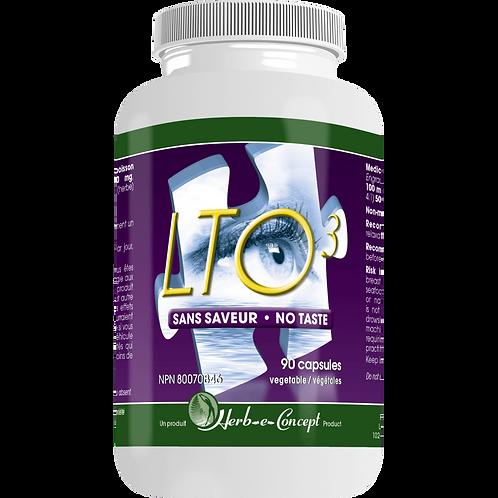 LTO 3 - Sans Saveur | Herb-e-Concept | 90 capsules