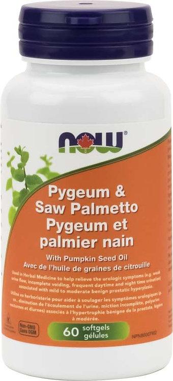 Pygeum & Palmier nain | Now | 60 gélules