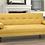 Thumbnail: RUSH   Sofa lit - Clic-clac - 8064
