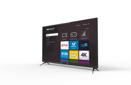 """Téléviseur intelligent HD 4K - RCA - 55"""""""