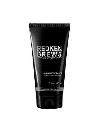 Pâte coiffante   Liquide Mate   Redken Brews