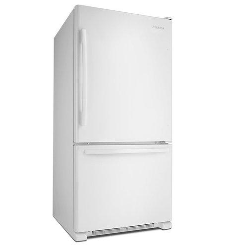 Réfrigérateur à congélateur inférieur   22 Pi³ - AMANA