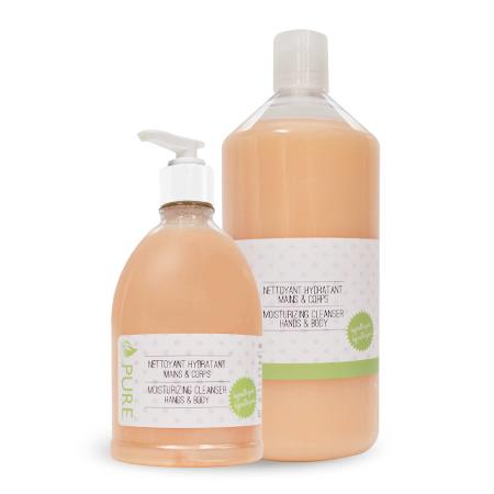 Savon Mangue | Pure | 500 ml - 1 L