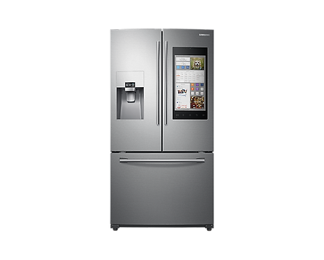 Réfrigérateur à portes françaises - 24,2 pi³ - Samsung