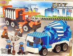 Lego ATCO | Site de construction | 376 mcx