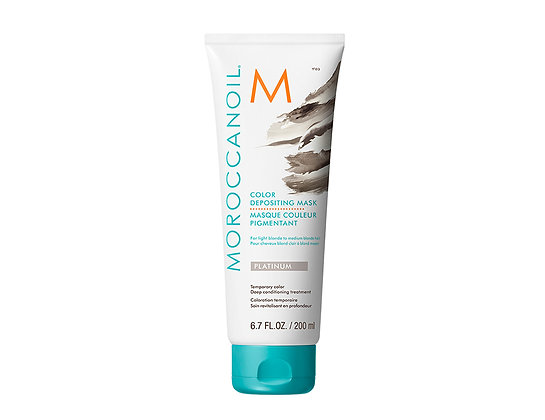 Masque Couleur Pigmentant | Platine | Moroccanoil