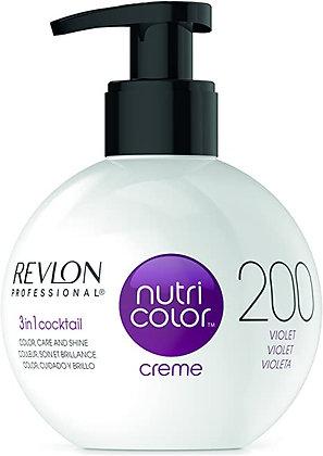 Traitement | Boule 200 - Violet | Revlon