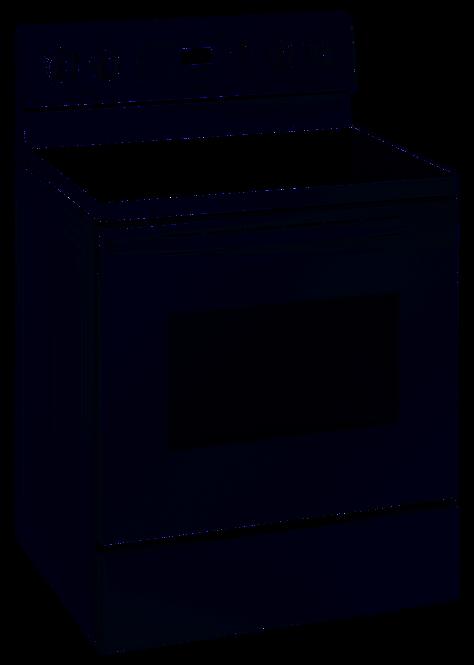 Cuisinière - Amana - YACR4503SFW