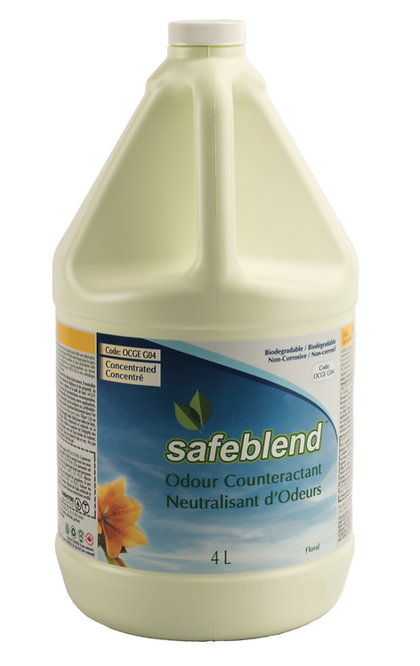 Neutralisant d'odeur 4L | Parfum floral | Safeblend