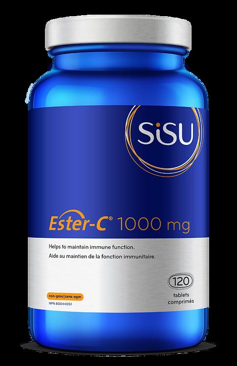 Ester-C 1000 mg | Sisu | 60 Comprimés