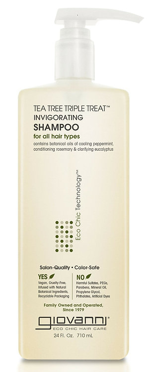 Shampoing Revigorant | Giovanni | 710 ml