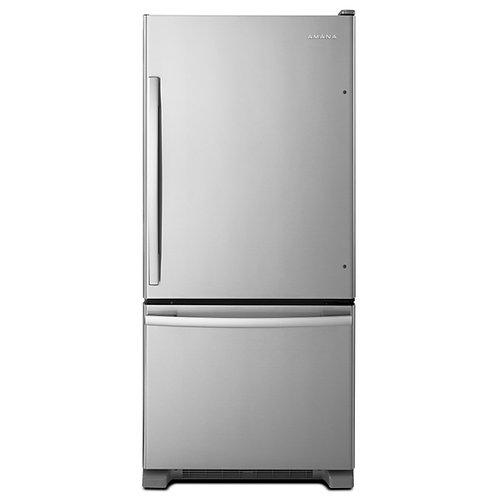 Réfrigérateur à congélateur inférieur | 29 Po - AMANA