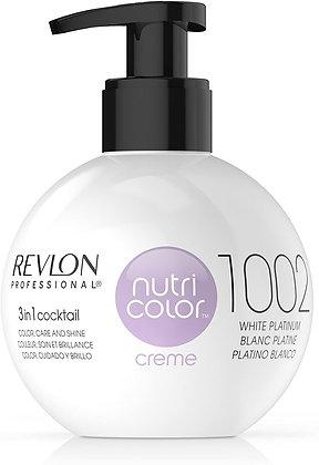 Traitement | Boule 1002 - Blanc Platine | Revlon