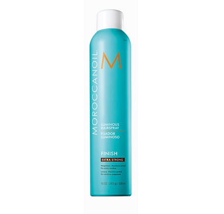 Spray | Laque lumineuse Extra Forte | Moroccanoil