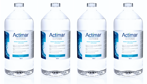 ISOTONIC | ACTIMAR | 4 bouteilles