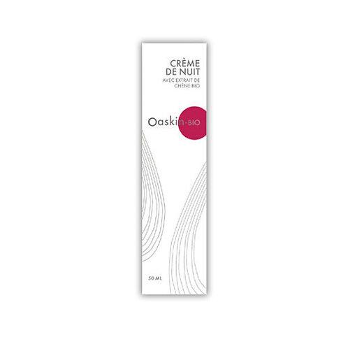 Crème de nuit | Oaskin Bio | 50 ml