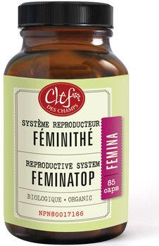 Féminithé | Clef des Champs | 85 capsules